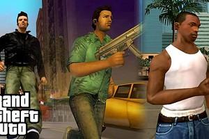 Grand Theft Auto: The Trilogy — The Definitive Edition выйдет до конца этого года