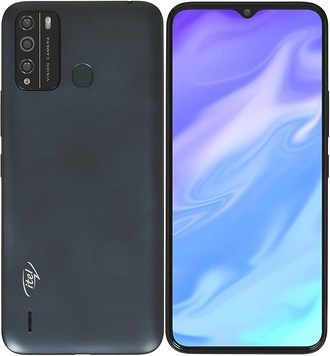 Скажем,Itel Vision1 Pro - смартфон с диагонаl...