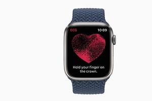 Официально: названа цена Apple Watch Series 7 в России