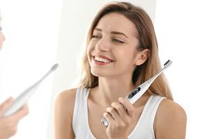 3 веские причины купить инновационную зубную щетку Oclean X Pro Elite