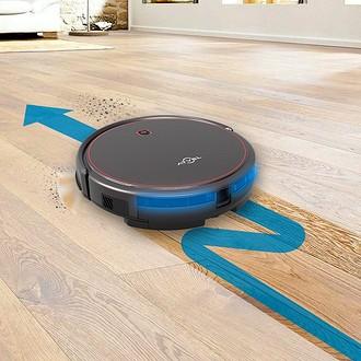 Robotic SmartGyro R80 может совершать возвратно-&...